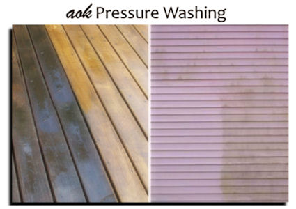 AOK Pressure Washing Services