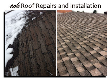 AOK Roof Repairs and Installation